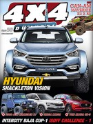 4×4 Dünyası – Sayı 28 – Nisan-Mayıs 2017